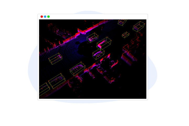 3D Point Cloud Image Annotation