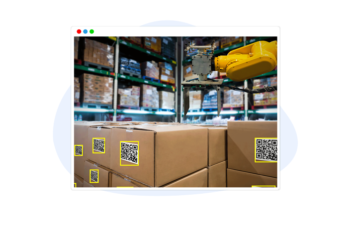 Logistics Image Annotation