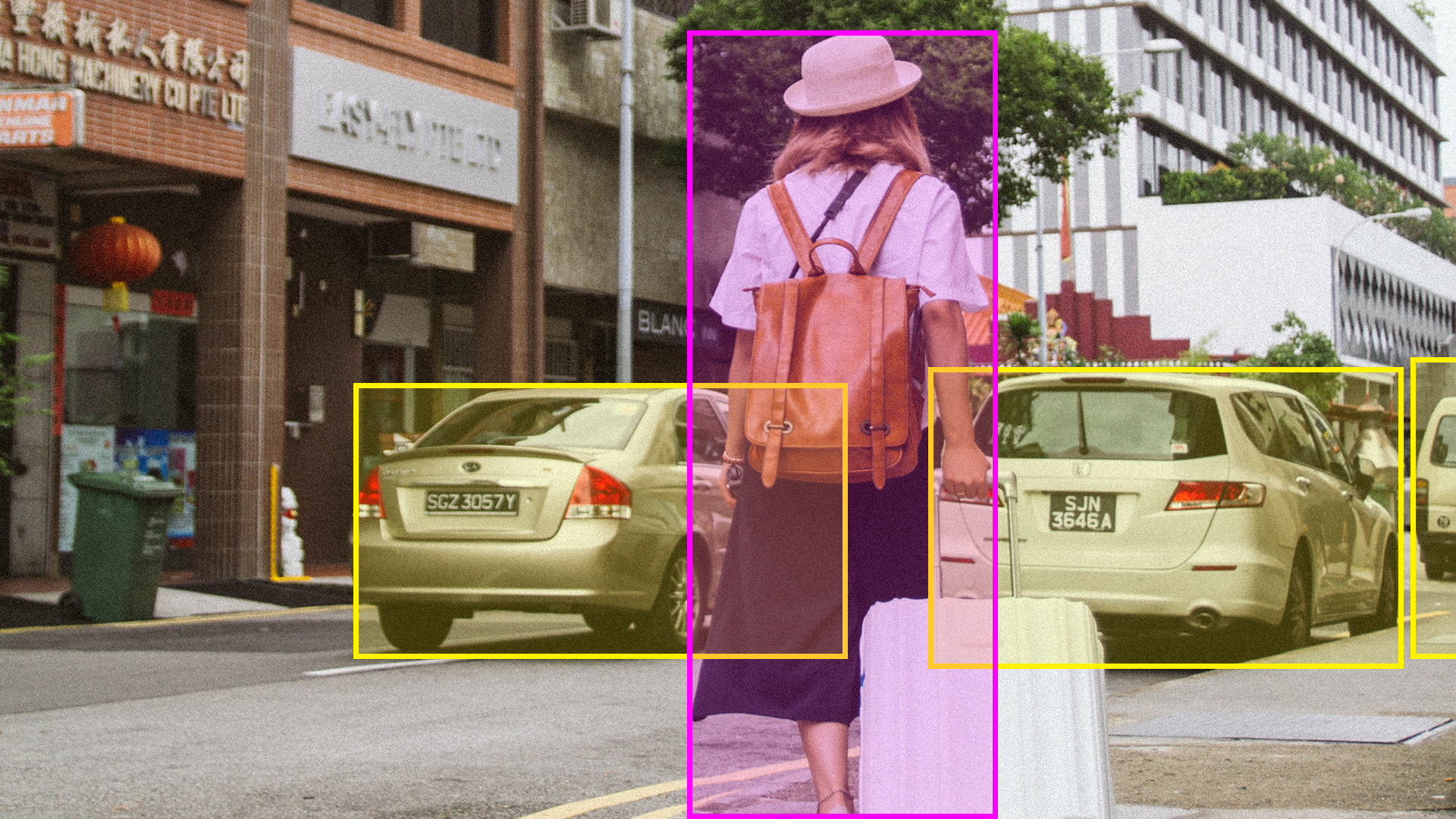 Object Recognition Image Annotation